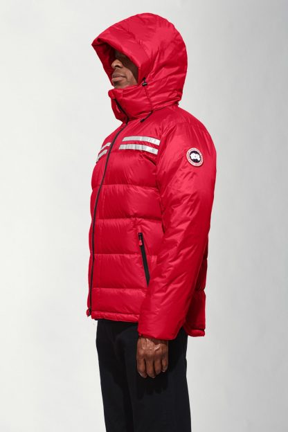 e88212e0e38 The factory direct Red Canada Goose Parkas Summit Jacket Canada Goose Jacket  Outlet Sale 2071M